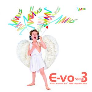 VMMSコンピレーション・アルバム『E-Vo VOICE 3』音楽配信情報♪-ボイトレ(ボイストレーニング)教室